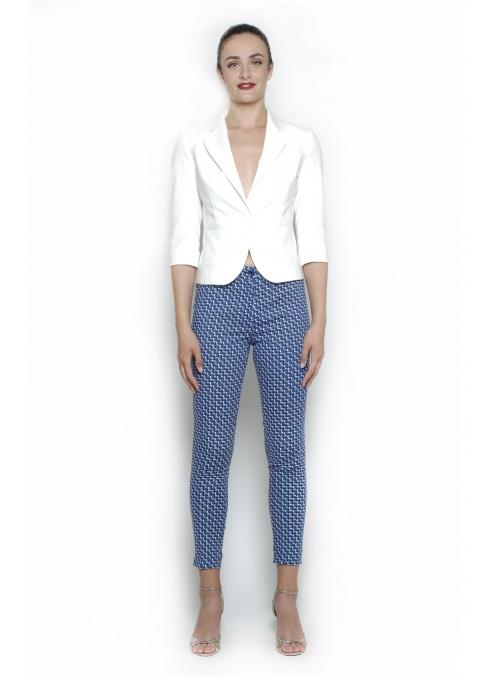 Pantalone Fantasia Blu SPN...