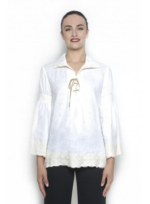 Haute Couture Blusa Donna...