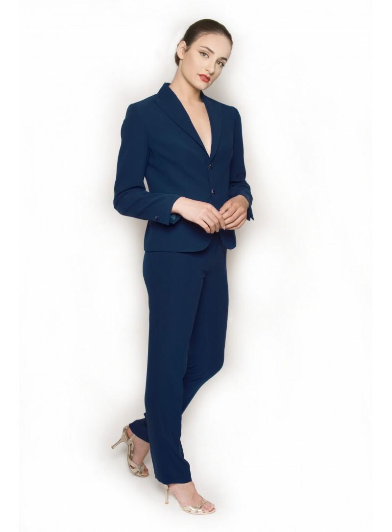 0faa0511ecc7 Home  Tailleur Donna Blu Light Giacca CSS Aurora e Pantalone CSS Cherry.  Nuovo
