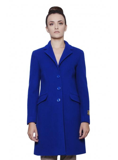 Cappotto Donna Blu Royal...
