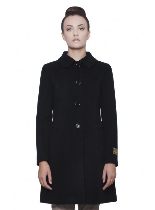 Wool & Cashmere Woman Coat...