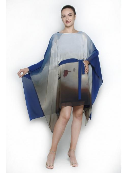 Damenkleid Kaftan SPN 050