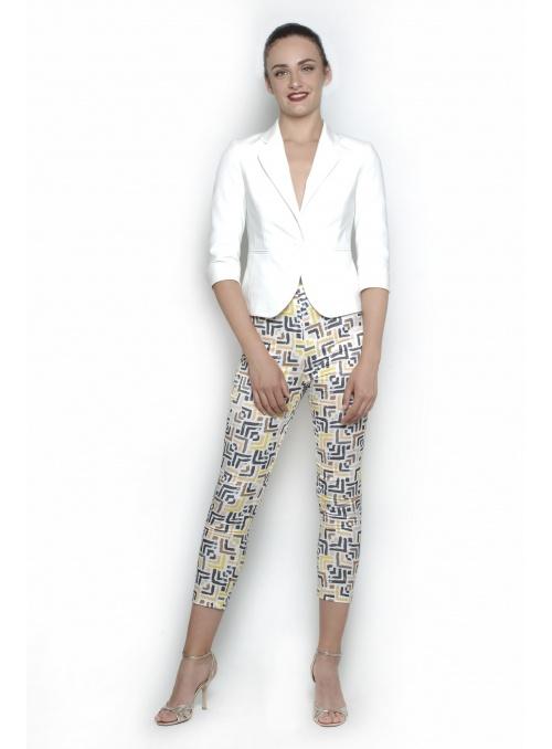 Pantalone Fantasia Giallo...