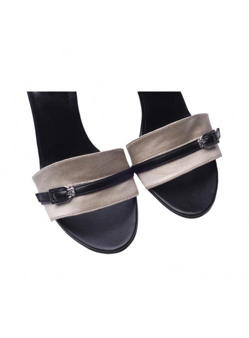 Sandalo Donna in Nabuk CSS 732