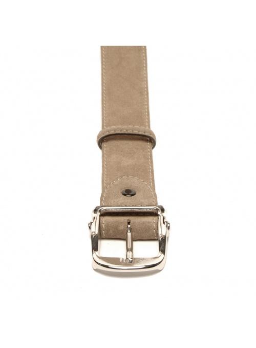Camel CSS 902 Men's Suede Belt