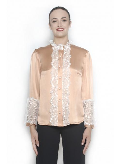 Haute Couture Camicia Donna...
