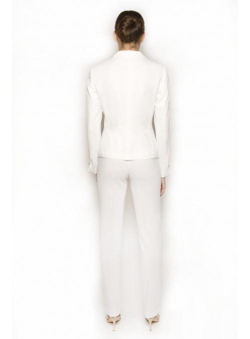 Women's Suit Jacket White...