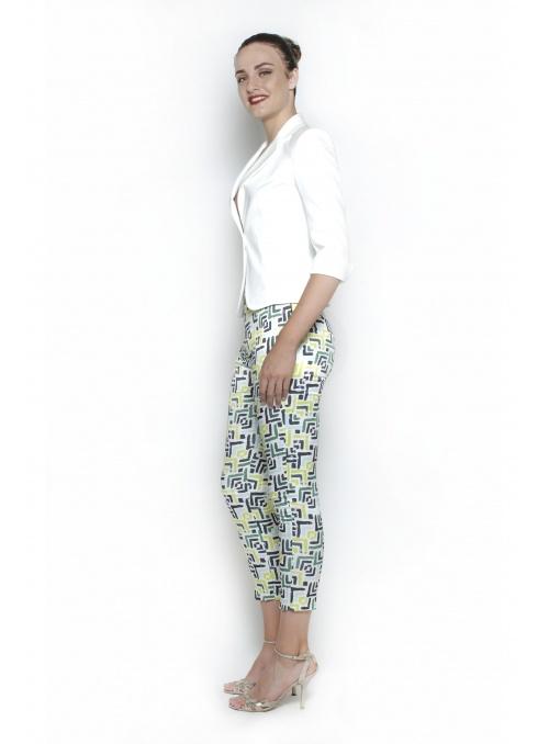 Pantalone Fantasia Verde...
