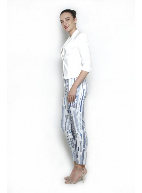 Pantalone Capri Fantasia...